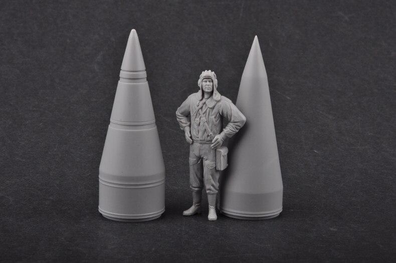 Trumpeter 00434-1:35 Soviet Soldier-Scud B Crew Neu