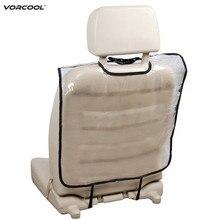 VORCOOL автомобильный анти-грязный коврик, автомобильные чехлы для сидений, защита на спинку сиденья для детей, детские коврики, водонепроницаемый коврик для сидения, автомобильные аксессуары