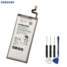 SAMSUNG Original Battery EB-BG892ABA For Samsung GALAXY S8 Active Authentic Phone Replacement 4000mAh