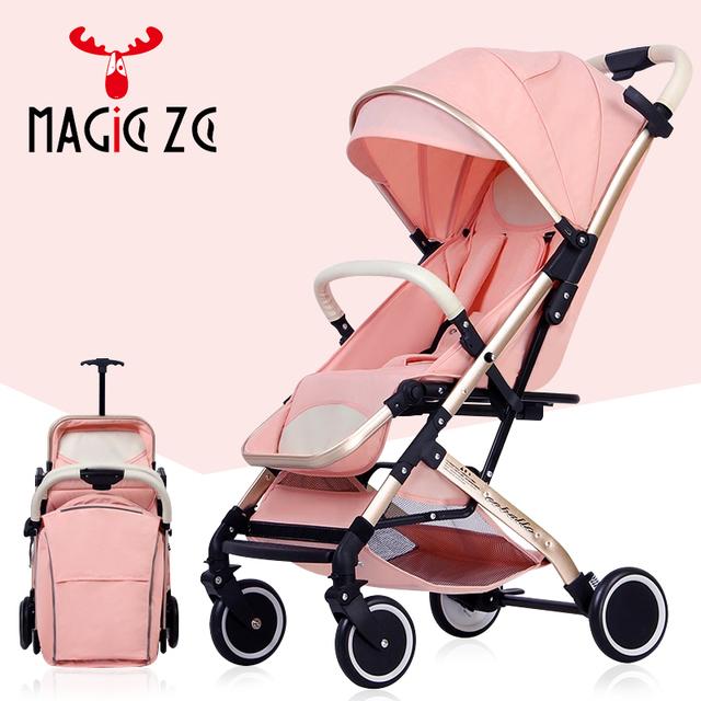 Ultra-light Portable Baby Stroller