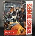 25 CM Edad de Extinción Movie 4 Líder Dinobots Grimlock Robot Dinosaurio Tyrannosaurus juguetes clásicos para los muchachos con la caja L0014