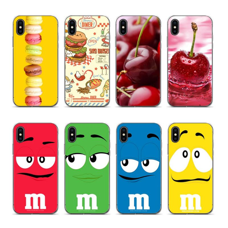 Aiboduo donuts For iphone 7 7plus coque Cover case for XS XR XSMAX 8 8plus 5 5s 6 6plus