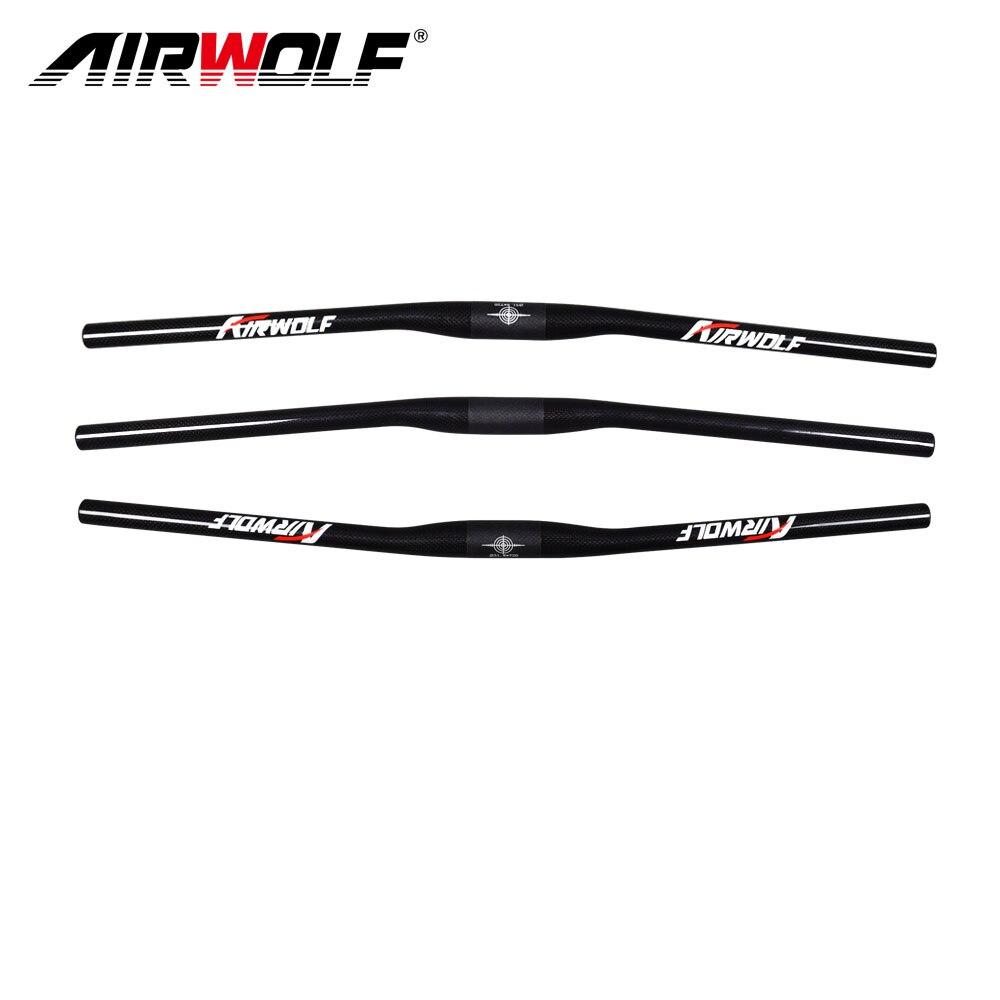 Airwolf Mountain bike accessories carbon mtb handlebar