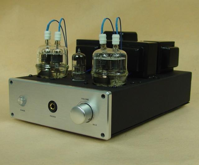 Image 2 - The New Time Limit ICAIRN AUDIO DIY For Black Fever Gallbladder 6N2+FU32 Vacuum Tube Type A Ear Tube Headphone Amplifier 4W*2+1WAmplifier   -