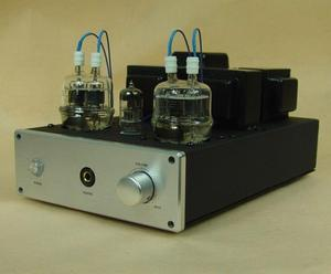 Image 2 - The New Time Limit ICAIRN AUDIO DIY For Black Fever Gallbladder 6N2+FU32 Vacuum Tube Type A Ear Tube Headphone Amplifier 4W*2+1W