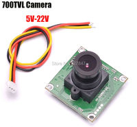 700TVL 2 8mm Lens COMS Camera 5V 22V PAL NTSC For FPV Quadcopter QAV250 ZMR250 210