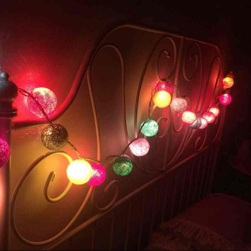 Thái lan Lễ Hội Đèn Lồng lễ hội đèn lồng đèn chuỗi Cưới Giáng Sinh lễ hội cây đèn phòng ngủ trang trí đèn