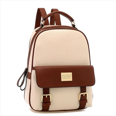 2014 new style shoulder bag Korean college girls tide leather ...