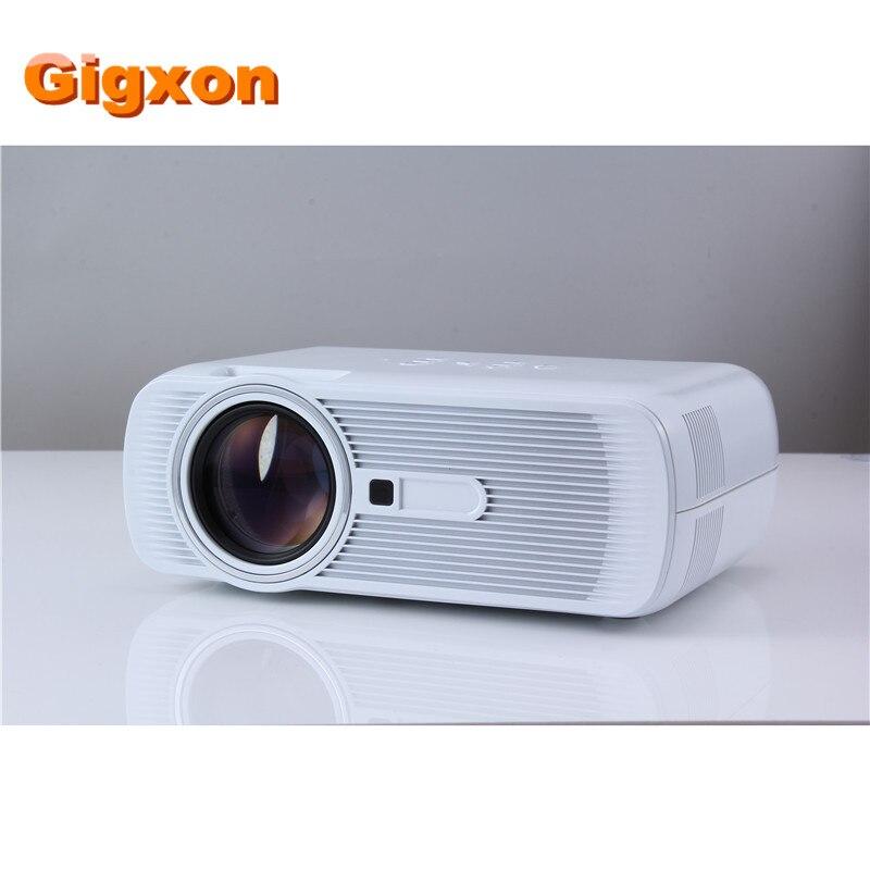 Gigxon – G80 Home Theater Portable HDMI LCD LED Mini Video Micro piCo 3D Projector HD 1080P Proyector Projetor Projektor Beamer
