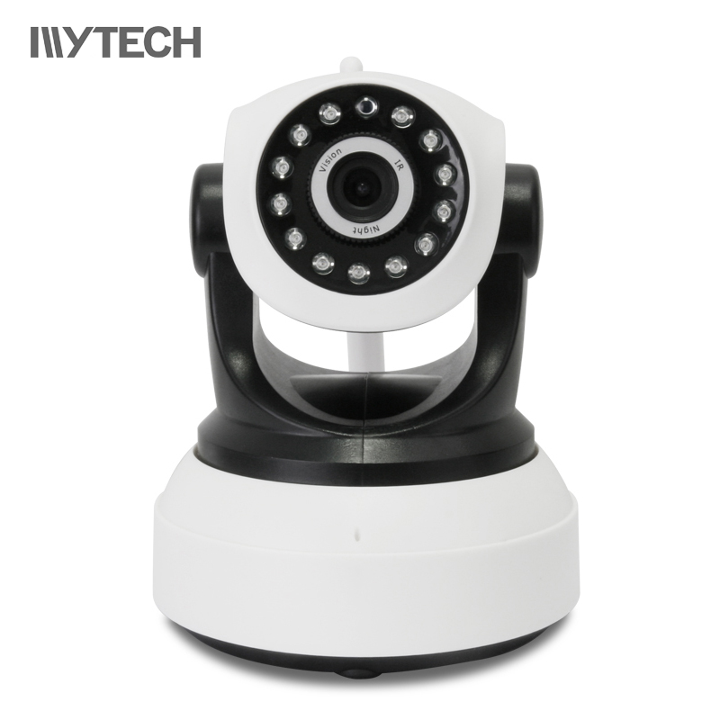 720P HD Wireless IP Camera Pan/Tilt  Security Camera P2P Indoor Night Vision Two Way Audio IP WIFI Camera wireless network ip security camera 720p hd ip camera p2p ir cut night vision pan tilt two way audio support 64gb micro sd