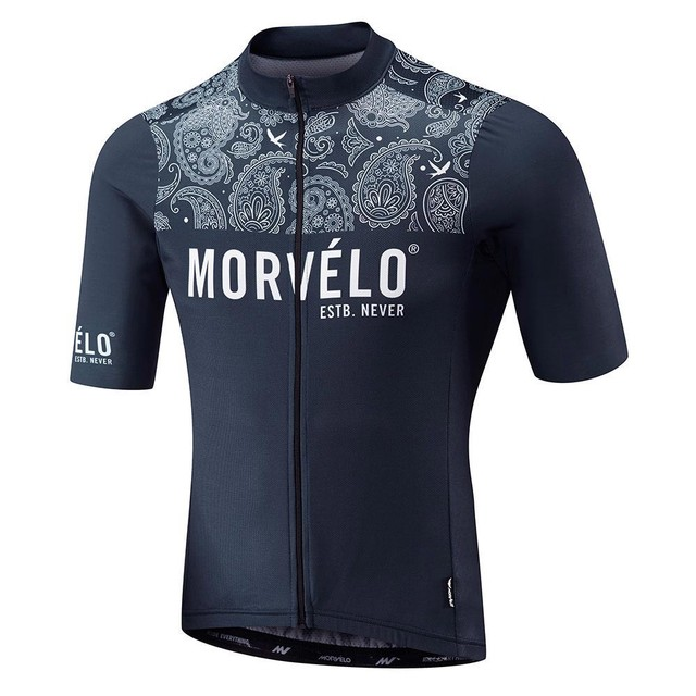 2018 morvelo cycling jersey men standard Bicycle shirt Summer short sleeve MTB bike maillot velo homme high quality clothing top