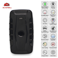 3G GPS Tracker Car Vehicle Locator LK209C 20000mAh Battery Standby Time 240 Days Real Time Tracking