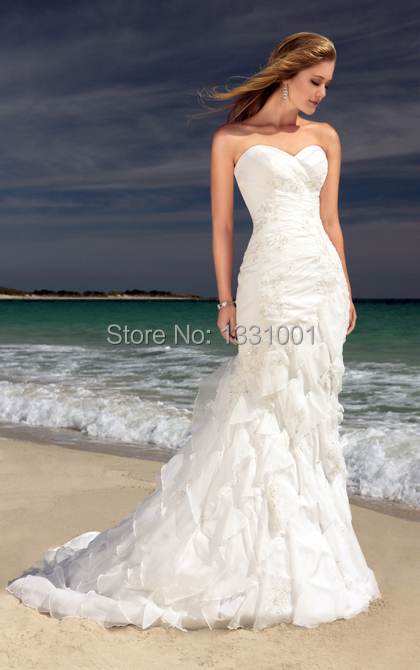 Online Buy Wholesale summer wedding dresses 2014 from China summer ...