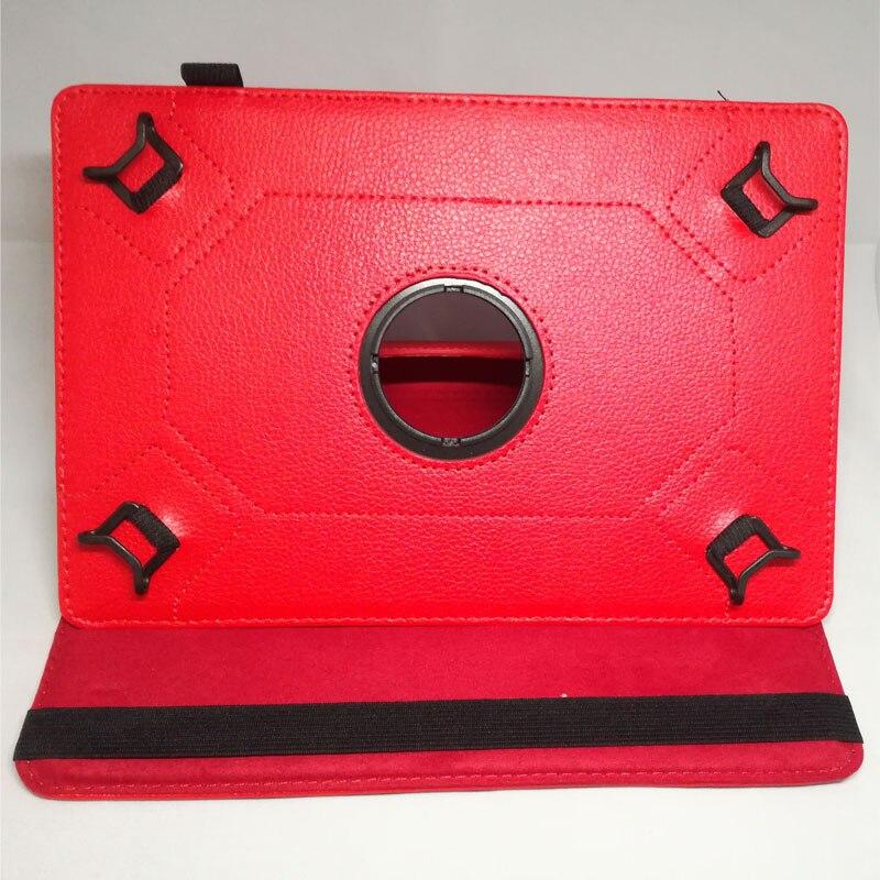 Myslc PU Leather Cover Case for Prestigio MultiPad Wize 3111 PMT3111 10.1 inch tablet 360 Degree Rotating case