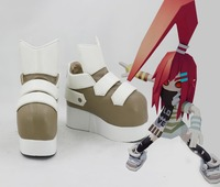 High Quality AOTU Abby Cosplay Shoe Boot Halloween Carnival Shoes