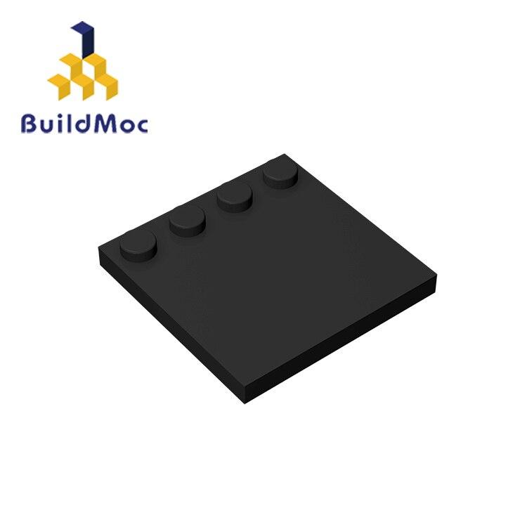 BuildMOC Compatible Assembles Particles 6179 4x4 For Building Blocks DIY LOGO Educational High-Tech Spare Toys