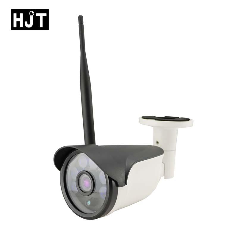 Wireless Wifi HD 720P 1.0MP IP Camera Network CCTV outdoor Security Audio Micro SD Card camera IR Night Vision Motion detecting audio mic hd 720p 1 0mp wireless wifi 16g sd ip camera weatherproof network outdoor security 4ir night phone setting 2 way audio