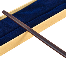 Colsplay Metal/Iron Core Fred weasley Old Wand/ Harri Potter Magic Magical Wand/ Elegant Ribbon Gift Box Packing