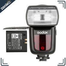 Godox ving v860ii-s pionnier 2.4g sans fil ttl li-ion appareil photo flash speedlite blitz pour sony dslr caméras