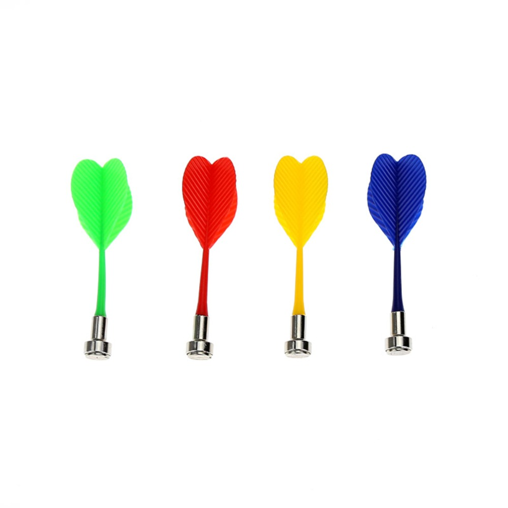 Colorful Darts Magnetic lightweight darts Play Portable durable Dart Throwing Toy Target Game darts for children