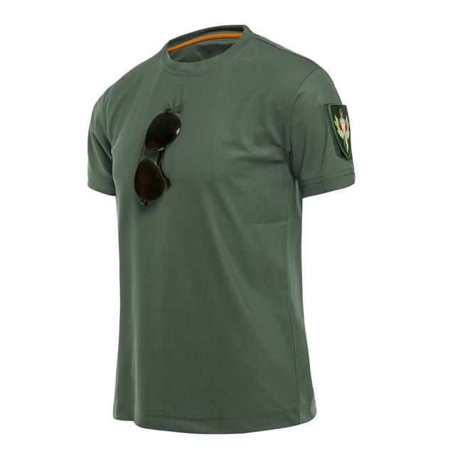 Men Tactical Tshirt...