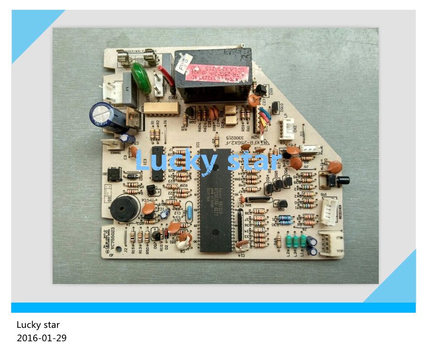 95% new for Haier Air conditioning computer board circuit board KFR-25G*2(F) 001A3300215 good working 95% new for air conditioning computer board circuit board kfr 35gwe f 535003 good working