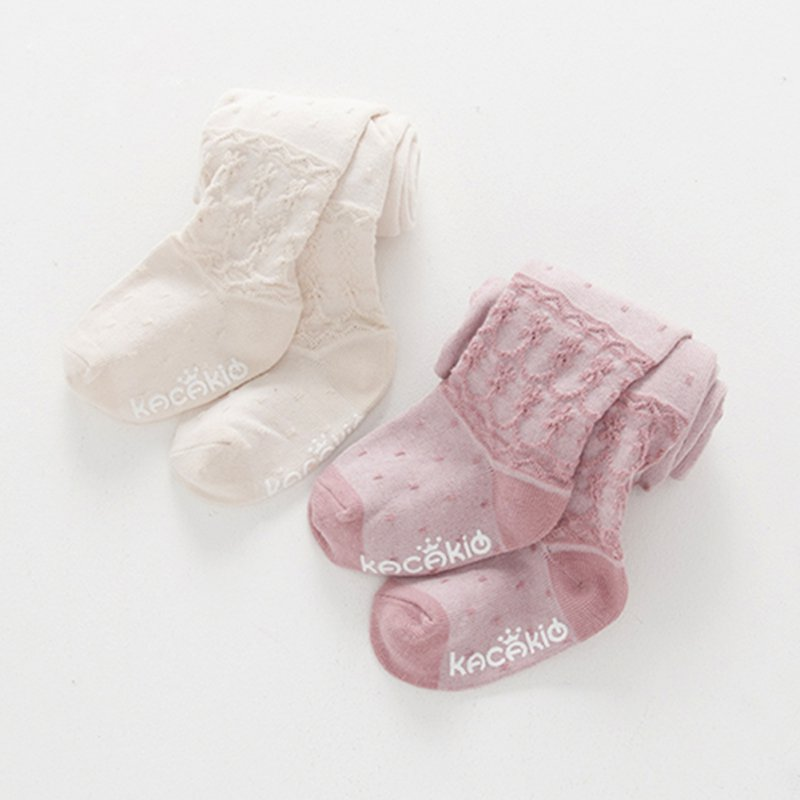 Toddler Baby Kids Girls Soft Cotton Warm Pantyhose Tight Stockings 1-6Y
