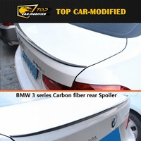 Free shipping new 3 Series M3 Design Carbon F30 Rear Spoiler Wing for BMW 3 Series F30 F35 320i 320li 325li 328i 2012up