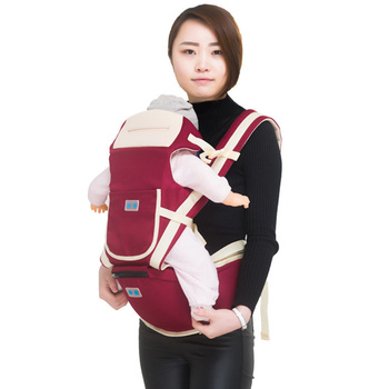 luxury 9 in 1 Baby Carrier Ergonomic Carrier Backpack Hipseat for newborn and prevent o-type legs sling Baby Kangaroos chicco gabesy baby carrier ergonomic carrier backpack hipseat