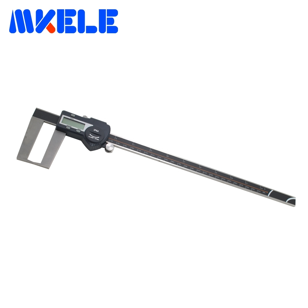 0-300mm Outside Groove Digital Vernier Caliper High Accuracy Stainless Steeldigital Vernier Calipers IP54 Waterproof 0 300mm high accuracy digital electronic vernier caliper lcd micrometer digital caliper stainless steel ip54 waterproof