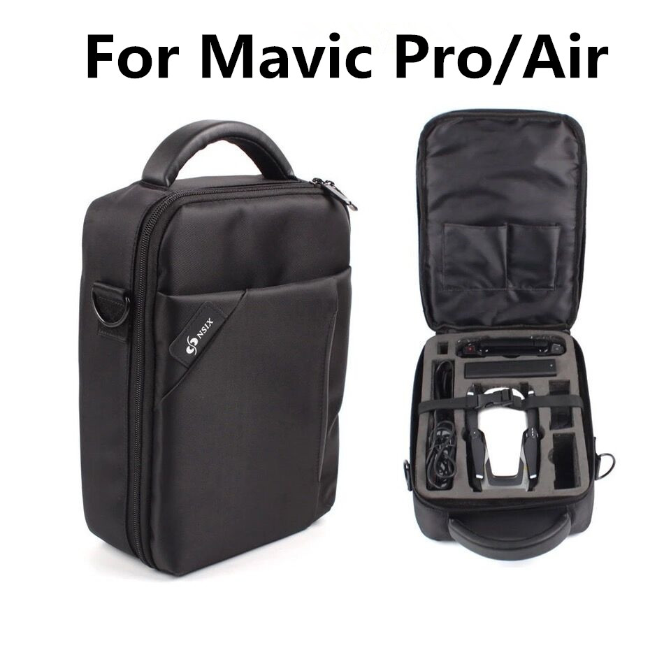 DJI Mavic Pro Portable Storage Handbag Waterproof Drone Shoulder Bag Leisure Carrying Bag for RC Quadcopter Dedicated Protection