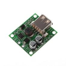 5V 2A power Bank солнечная панель регулятор напряжения зарядка USB регулятор 5 V-20 V вход 5Vdc выход для работы сотового телефона