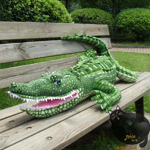 big new simulation crocodile huge 200cm plush toy hugging pillow birthday gift c110 new big simulation wings pigeons toy polyethylene