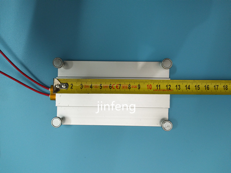 10pcs x Large LED Remover Heating Soldering Chip Demolition Welding BGA Station PTC Split Plate 270w 250 Degree 12cm x 7cm