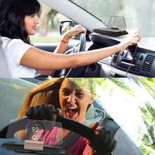 GPS Navigation Bracket HUD Head Up Display