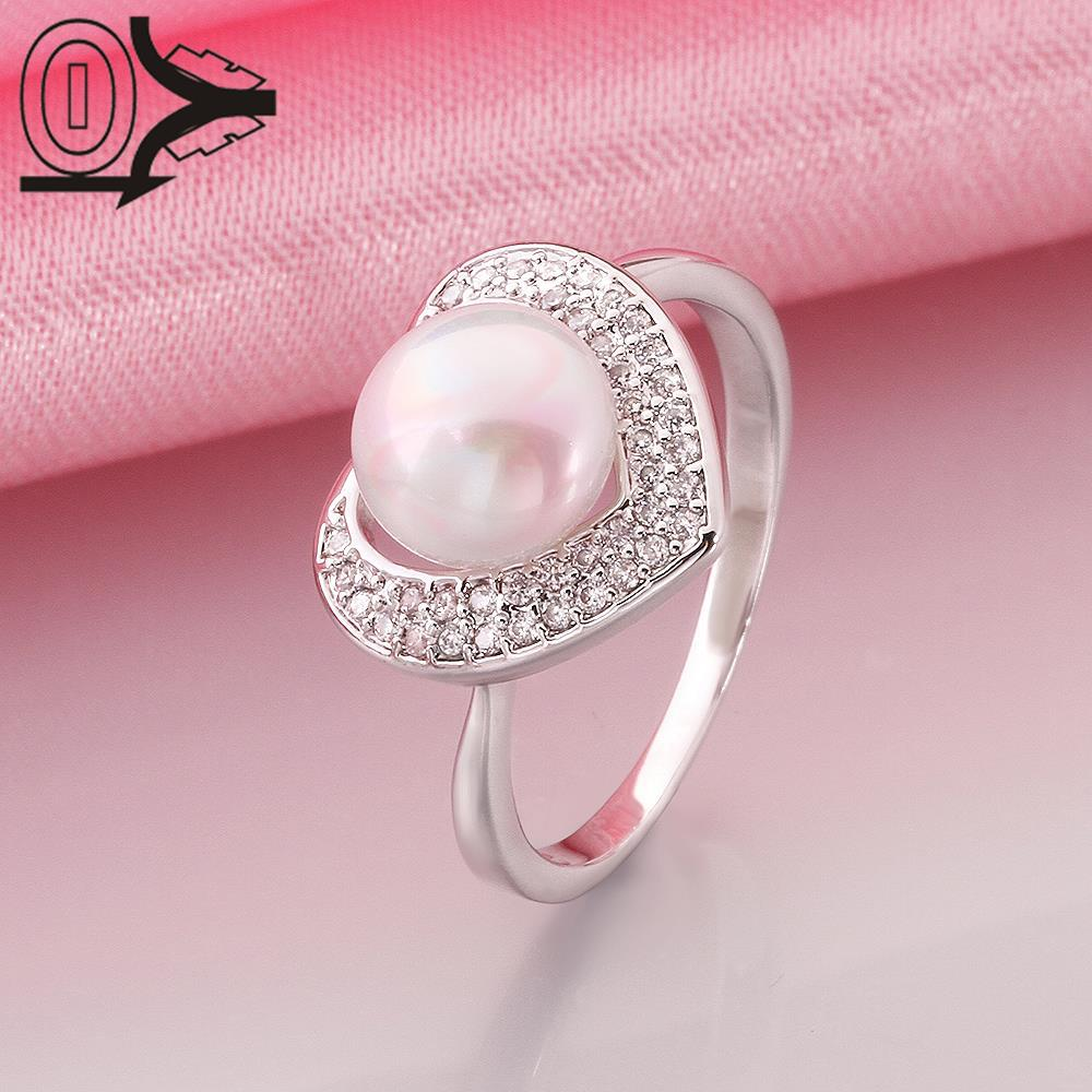 R017 8 Wholesale Latest Imitation Pearl Ring Designs For Women ...