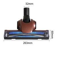 32 мм/35 мм внутренний диаметр эффективная Чистящая Щетка для пола щётка для пылесоса для Philips Электролюкс LG Haier samsung запчасти