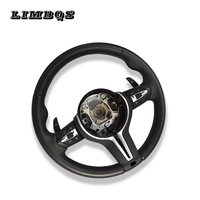 Carbon Fiber Steering Wheel Automobile Original Accessories Car Styling For BMW 5 6 7 Series F10 F11 2010 2016 auto replacement