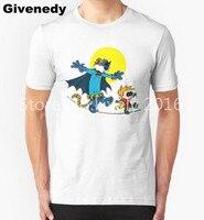 Funny Batman And Robin Mens Womens Rock And Roll Short Sleeve T Shirt