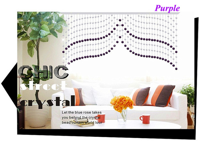 Free Shipping New Fashion 002 Bead Beaded Door Curtains Curtain