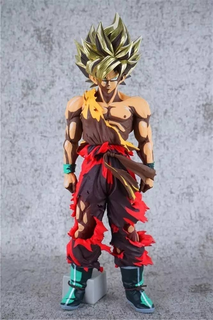 100% Original Dragon Ball Z PVC Figure (New Year Edition)