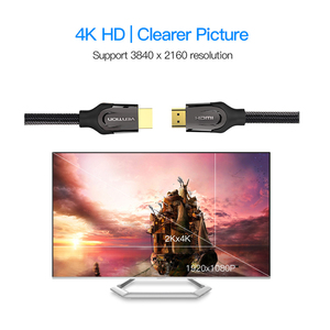 Image 5 - Vention HDMI Cable HDMI to HDMI Cable 4K HDMI 2.0 3D 60FPS Cable for Splitter Switch TV LCD Laptop PS3 Projector Computer Cable