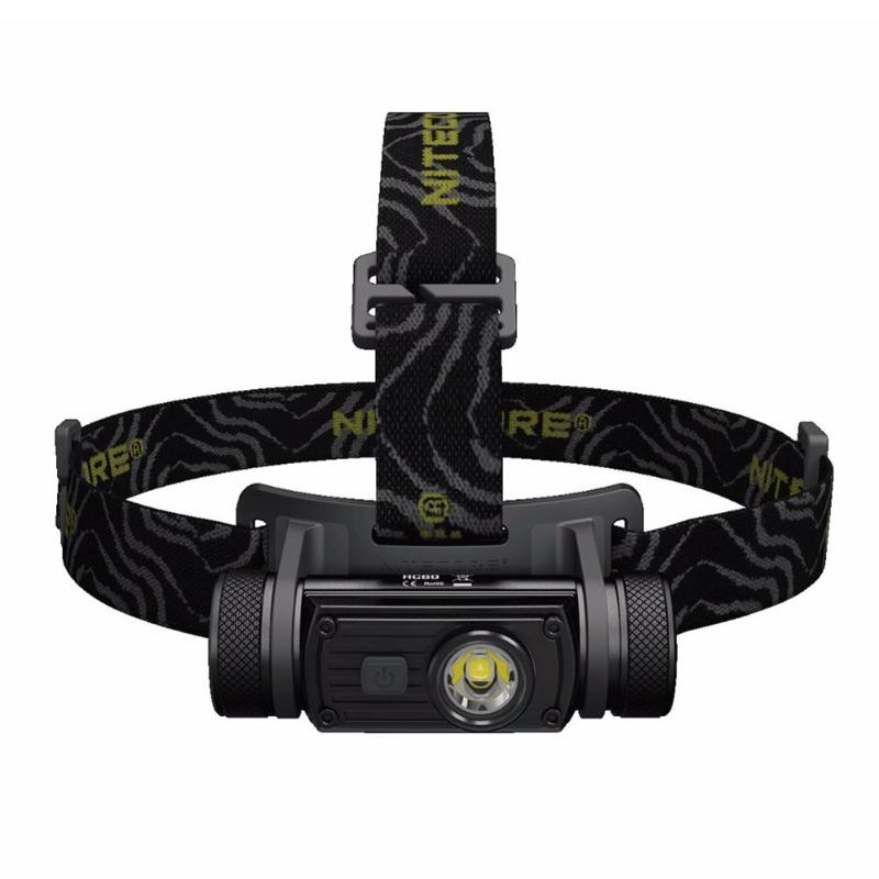 Rechargeable USB Portable IPX-8 Waterproof 1000 Lumens CREE XM-L2 U2 LED Headlamp Headlight