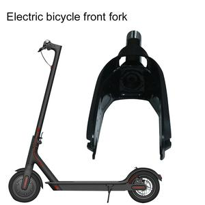 Image 1 - New Black Front Fork For Xiaomi M365 Electric Scooter And Other Electric Scooters Accessories Front Wheel Bracket Fork