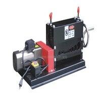 Руководство двойной электрический с машина для зачистки проводов Электрический Лом кабеля зачистки проводов машины