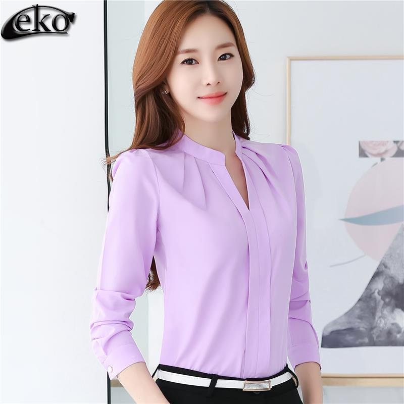 White Formal Shirts for Ladies Promotion-Shop for Promotional ...