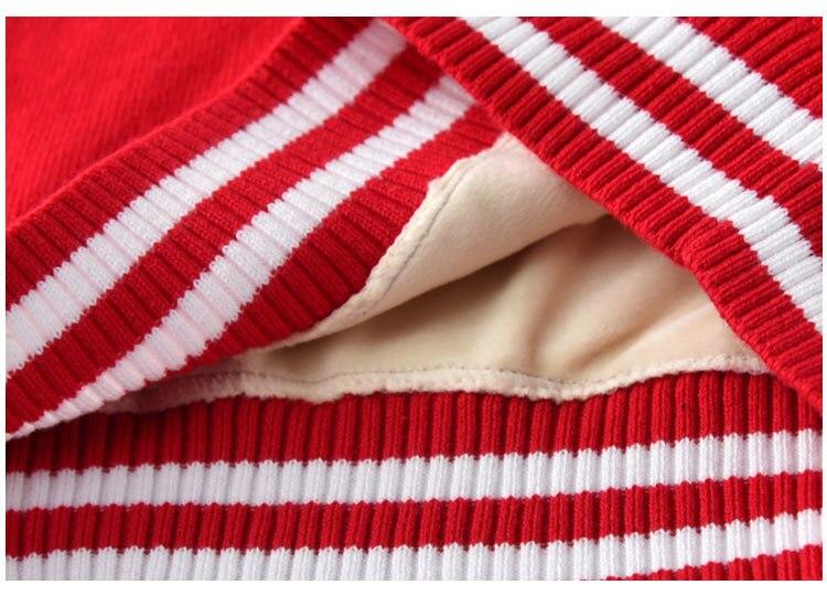 1b44605ef677 Baby Boys Girls Sweater Winter Pullover Knitwear Children Clothes ...