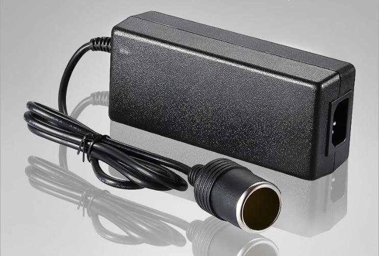 110 V/220 V a 12 V convertidor 8A encendedor del coche a casa adaptador de corriente doméstica