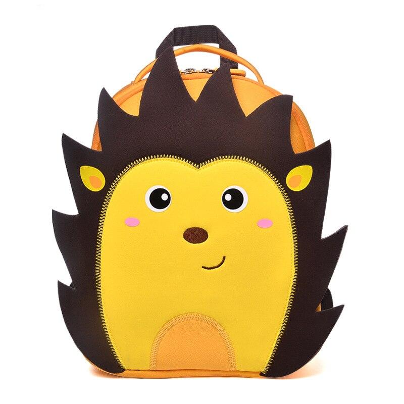 Модные детские школьная сумка, очаровательные животных Лев школьные рюкзаки для мальчиков и девочек Детский рюкзак для книг ребенок школьн