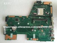 KEFU Voor Asus X551MA Laptop Moederbord/Notebook N2830 CPU 60NB0480-MB1501-203 X551MA Main board 100% Getest Voordat Schip
